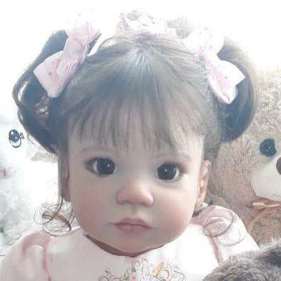 22'' Little Cutie Stephanie Reborn Baby Doll Girl