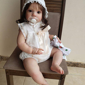 22'' Little Beautie Eliza Reborn Baby Doll Girl