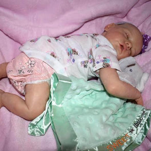 17 Inch Softtouch Real Lifelike Lilyana Reborn Truly Baby Doll Girl