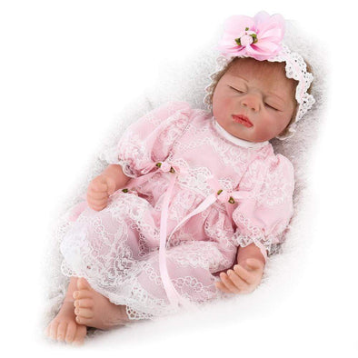 "22"" Little Heavenly : Reborn Baby Doll Girl - rebornbabygirl"