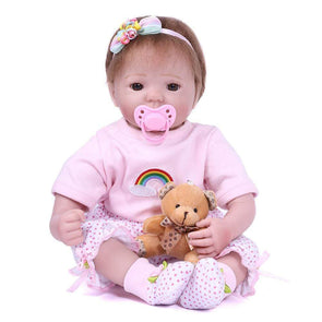 "22"" Little Etta : Reborn Baby Doll Girl - rebornbabygirl"