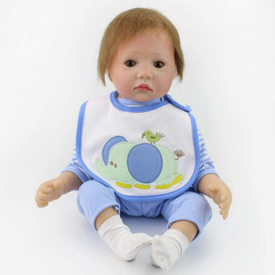 "22"" Little Matthew : Reborn Baby Doll Boy - rebornbabygirl"
