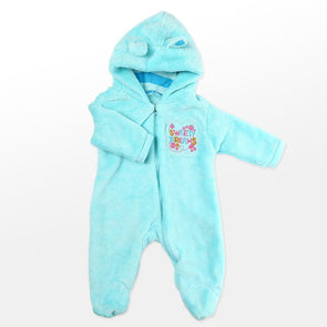 "Reborn Dolls Baby Clothes Light Blue Outfits For 20""- 22"" Reborn Doll Girl Baby Clothing Sets"