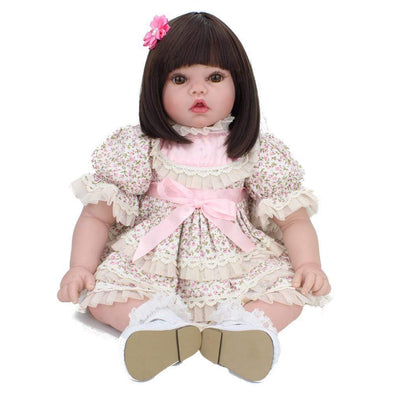 22 Inch Little Adrienne Reborn Baby Doll Girl