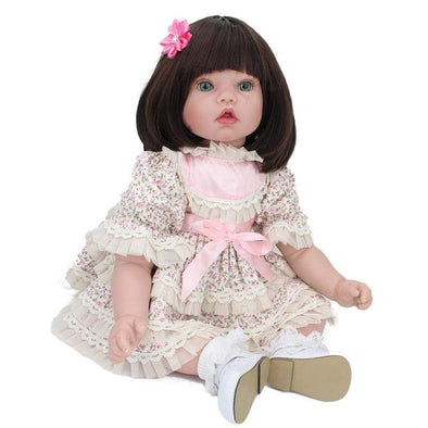 22 Inch Little Nataly Reborn Baby Doll Girl