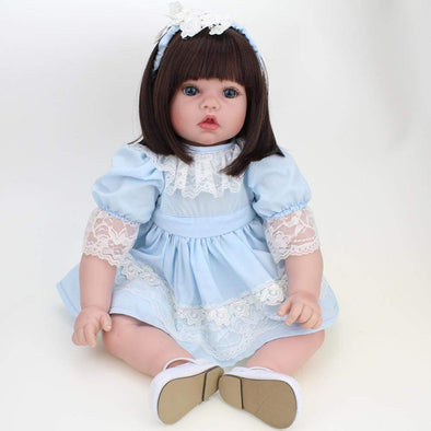 22 Inch Little Kallie Reborn Baby Doll Girl