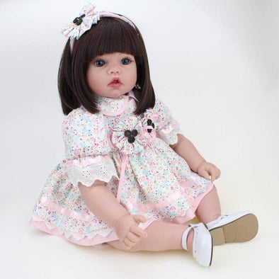 22 Inch Little Dulce Reborn Baby Doll Girl