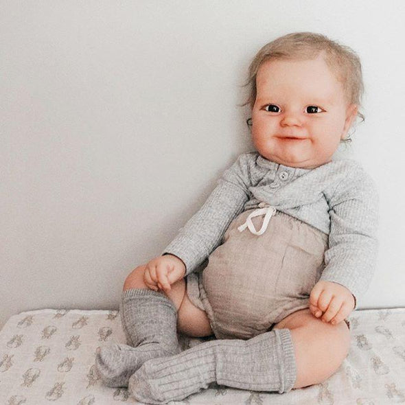20'' Little Emma Cute Reborn Baby Doll -Realistic And Lifelike