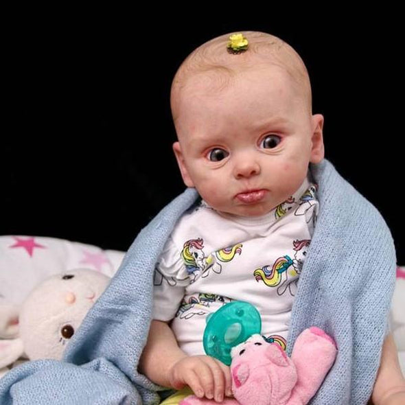 Real Life 22'' Little Carrie Reborn Baby Doll Boy