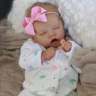 17 '' Real Lifelike Constance Reborn Baby Doll Girl