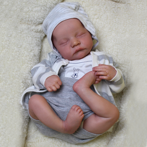 20'' Little Jae Reborn Baby Doll Girl