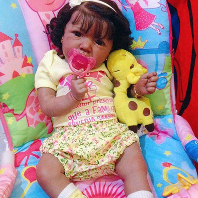 22'' Sweet Aytac Reborn Baby Doll Girl Realistic Toys Gift Lover