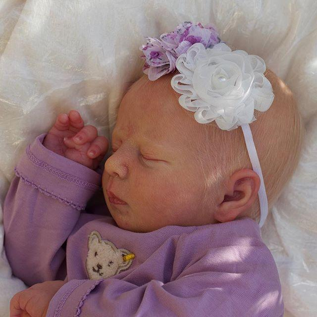 17.5inch Sweet Paxton Truly Reborn Baby Doll