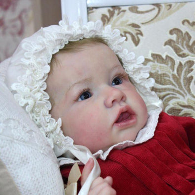 22Inch Pretty Mary Realistic Reborn Baby Doll Girl
