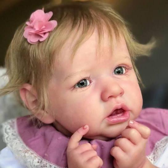 22inch Holly Truly Reborn Baby Doll Girl