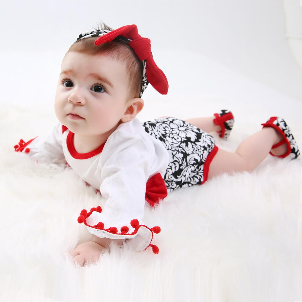 "Reborn Dolls Baby Clothes Outfit for 20""- 22"" Reborn Doll Girl Baby Clothing sets"