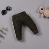 Warm Black Pants For 22'' Reborn Baby Doll Boy