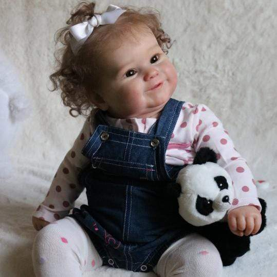 reborndollsshop Series Maddie 22'' Little Dylan Cute Reborn Baby Doll -Realistic And Lifelike