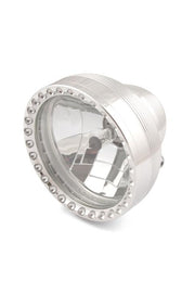 "Neo-Fusion Headlight, 5-3/4"", Polished"