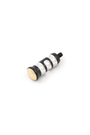 Neo-Fusion Shifter Peg, Black/Brass