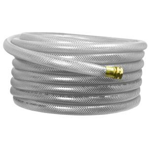 "¾"" - 1"" CLEAR SERIES IRRIGATION HOSE"