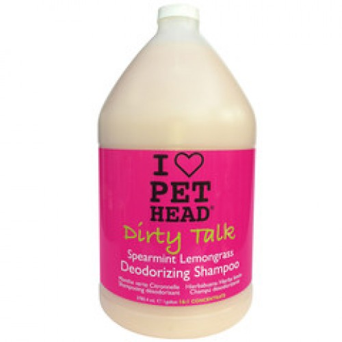 PET HEAD DIRTY TALK SHAMPOO 3.79L
