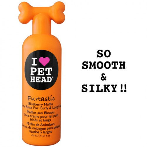 PET HEAD FURTASTIC CRÈME RINSE 475ML