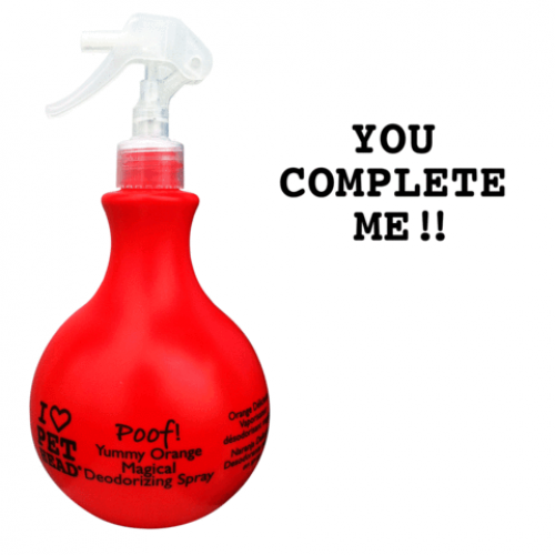 PET HEAD POOF SPRAY 450ML