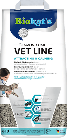 DIAMOND-CARE VET LINE