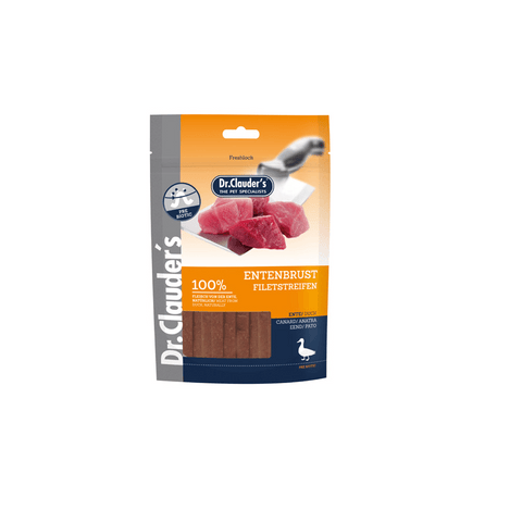 Breast Filet Strips all'anatra striscette 80g
