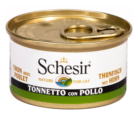 TONNETTO CON FILETTI DI POLLO