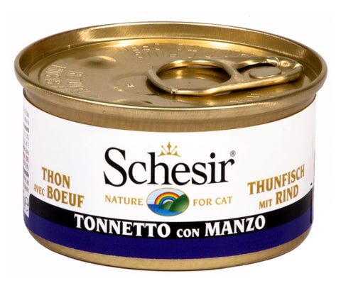TONNETTO CON FILETTI DI MANZO