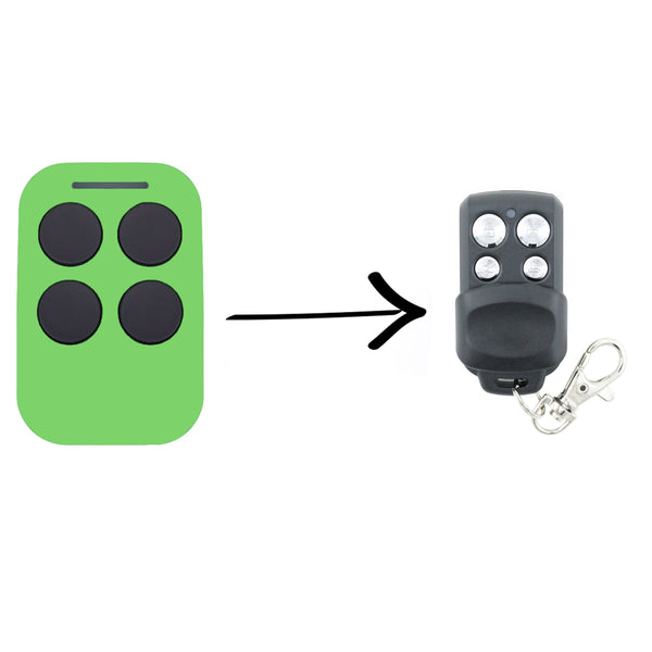 Code Ezy Merlin+ Compatible Remote
