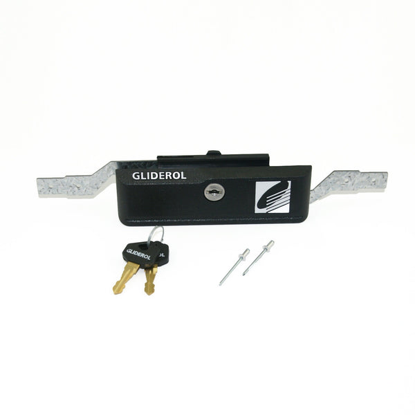 Gliderol Series 23 Lock Set With Fascia