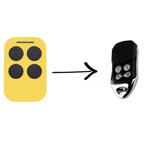Code Ezy Boss Guardian Steel Line Compatible Remote