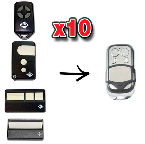 B&D Compatible Remote x 10 -
