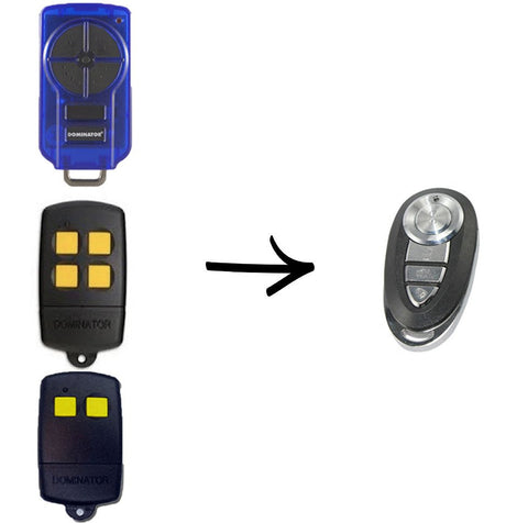 Dominator Compatible Remote -