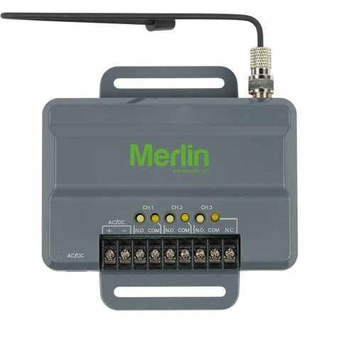 Merlin+ 2.0 EVO E8003 Receiver