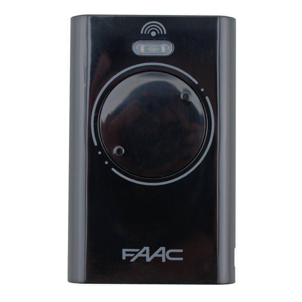 FAAC 7870071 Black Genuine Remote