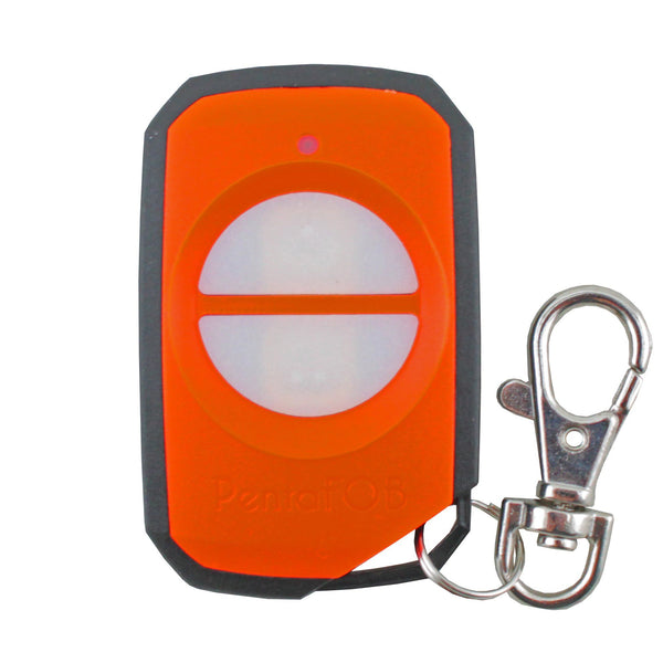Elsema Pentafob 2 Button Orange FOB43302 Genuine Remote