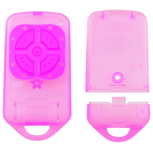 ATA PTX-4 Pink Genuine Remote Enclosure/Case ONLY