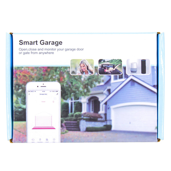 Smart WiFi Garage/Gate Receiver