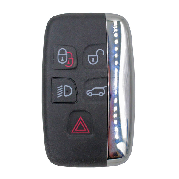 To Suit Land Rover Range Rover 5 Button Remote/Key Shell