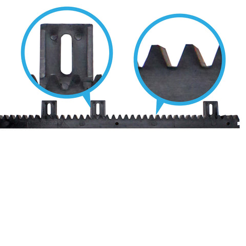 ATA Genuine 1M Nylon Gate Rack/Rail