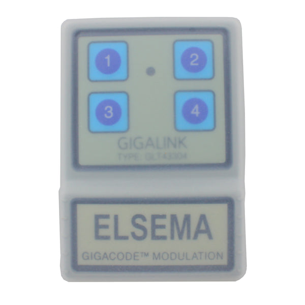Elsema Gigalink 4 Button Genuine Remote