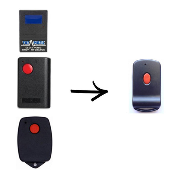 Tiltamatic Compatible Remote -
