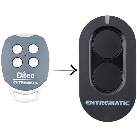Ditec Entrematic GOL4 Genuine Remote