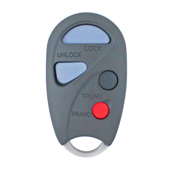 NISSAN 4 BUTTON Replacement Remote Case/Shell PULSAR/MAXIMA