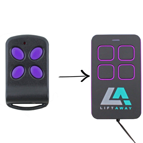 Liftaway LA238 Genuine Remote