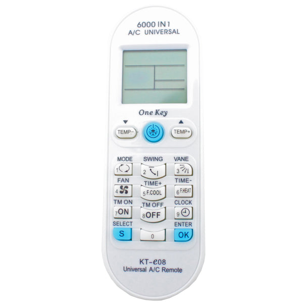 Universal AC Air Conditioning Remote